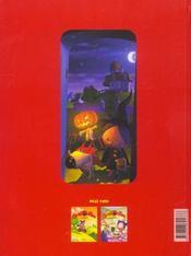 Grabouillon t.2 ; du rififi chez Grabouillon - 4ème de couverture - Format classique