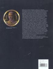 Jean Fouquet ; peintre et enlumineur du XV siècle - 4ème de couverture - Format classique