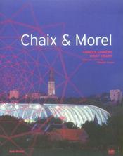Chaix & Morel - Intérieur - Format classique