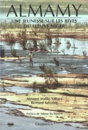 Almamy1:une jeunesse sur les rives du... - Couverture - Format classique