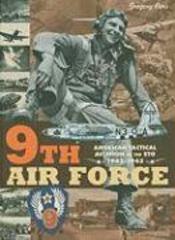 9th air force - Couverture - Format classique