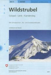 Wildstrubel ski (édition 2007) - Couverture - Format classique
