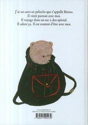 Petit coeur d'ours - 4ème de couverture - Format classique