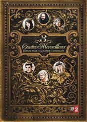 3 Contes Merveilleux - Couverture - Format classique