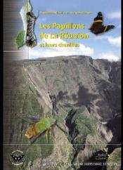 Les papillons de la Réunion et leurs chenilles - Couverture - Format classique