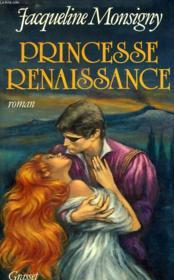 Princesse Renaissance. - Couverture - Format classique