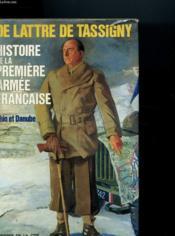 Histoire De La Premiere Armee Francaise Rhin Et Danube - Couverture - Format classique