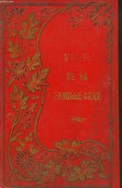 L'Ainee De La Famille Carr - Couverture - Format classique