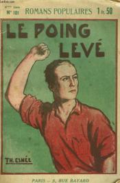 Le Poing Leve - Couverture - Format classique
