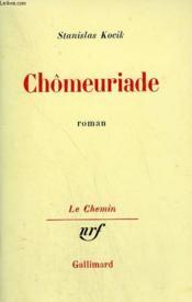 Chomeuriade - Couverture - Format classique