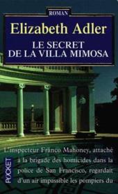 Le Secret De La Villa Mimosa - Couverture - Format classique