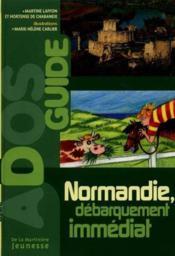 Normandie Debarquement Immediat - Couverture - Format classique