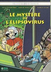 Le mystere de l'Elipsovirus - Couverture - Format classique