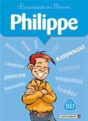 L'encyclopédie des prénoms t.8 ; Philippe - Couverture - Format classique