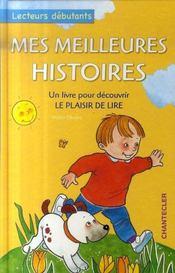 Mes Meilleures Histoires (Lecteurs Debutants) - Intérieur - Format classique