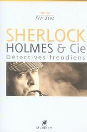 Sherlock Holmes & Cie, Detectives De L'Inconscient - Intérieur - Format classique