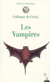 Les Vampires - Couverture - Format classique