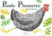 Poule plumette - Intérieur - Format classique