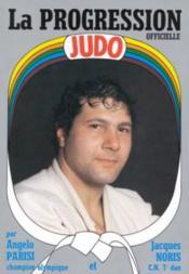 Judo Progression Officielle - Couverture - Format classique