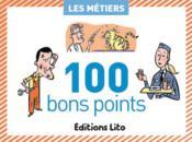 Boîte de 100 bons points ; les métiers - Couverture - Format classique