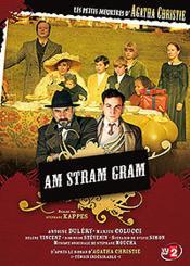 Les Petits Meurtres D'Agatha Christie - Am Stram Gram - Couverture - Format classique