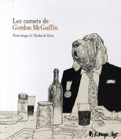Les carnets de Gordon McGuffin - Couverture - Format classique