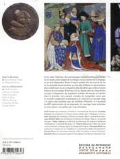 Le roi René dans tous ses états ; 1409-1480 - 4ème de couverture - Format classique