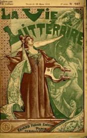 Les Amis De La France. La Vie Litteraire. - Couverture - Format classique