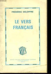 Le Vers Francais - Couverture - Format classique