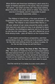 The Afghan - 4ème de couverture - Format classique
