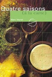 Quatre Saisons A La Carte - Intérieur - Format classique
