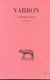 Economie rurale t.2 ; L2 - Couverture - Format classique