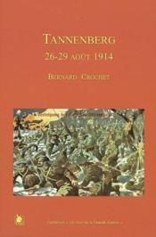 Tannenberg 26-29 Août 1914 - Couverture - Format classique