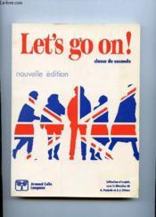 Let'S Go On 2de N.Ed - Couverture - Format classique