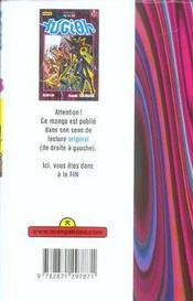 Yu-Gi-Oh t.35 - 4ème de couverture - Format classique