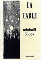 La table - Couverture - Format classique