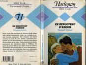Un Renouveau D'Amour - Couverture - Format classique