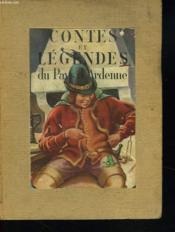 Contes Et Legendes Du Pays D'Ardenne - Couverture - Format classique