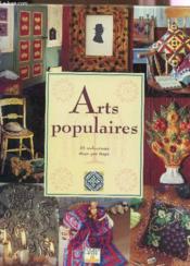 Arts Populaires 35 Realisations - Couverture - Format classique
