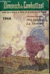 Almanach Du Combattant 1966 - Couverture - Format classique