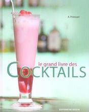 Grand Livre Des Cocktails (Le) - Intérieur - Format classique