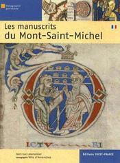 Les manuscrits du Mont-Saint-Michel - Couverture - Format classique
