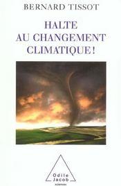 Halte au changement climatique ! - Intérieur - Format classique