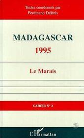 Madagascar 1995 ; Le Marais - Intérieur - Format classique