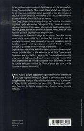 Banal transit - 4ème de couverture - Format classique