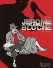 Jérôme K. Jérôme Bloche ; INTEGRALE VOL.3 ; T.13 A T.18 - Couverture - Format classique