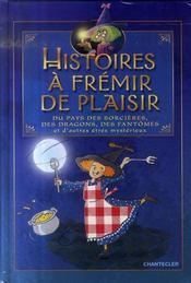 Histoires à frémir de plaisir - Intérieur - Format classique