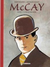 McCay T.1 ; la balançoire hantée - Couverture - Format classique