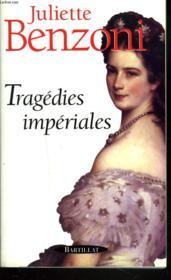 Tragedies imperiales - Couverture - Format classique