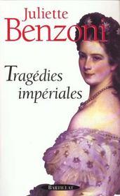 Tragedies imperiales - Intérieur - Format classique